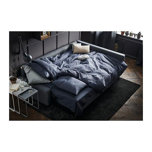 FRIHETEN - corner sofa-bed with storage, Skiftebo dark grey | IKEA Hong Kong and Macau - PH163063_S4