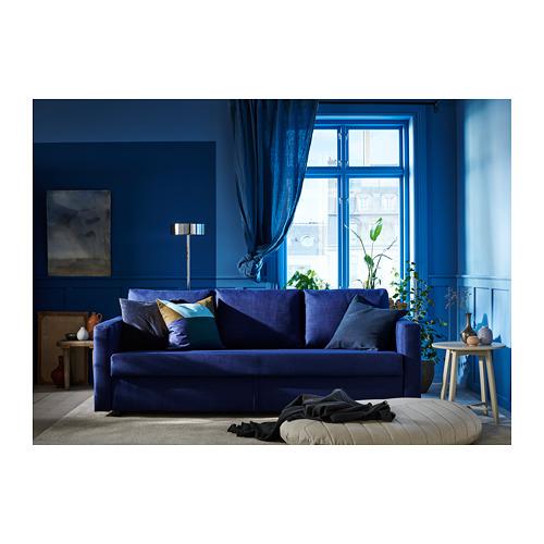 FRIHETEN - 3-seat sofa-bed with storage, skiftebo blue | IKEA Hong Kong and Macau - PH163073_S4