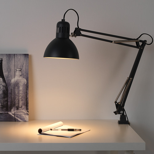 TERTIAL - work lamp, dark grey | IKEA Hong Kong and Macau - PE622662_S4