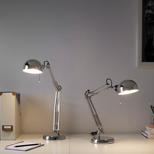 FORSÅ - 工作燈, 鍍鎳 | IKEA 香港及澳門 - PE614877_S4