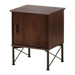MUSKEN - 床頭几, 褐色 | IKEA 香港及澳門 - PE331764_S3