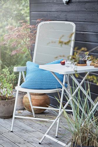 TORPARÖ reclining chair, outdoor