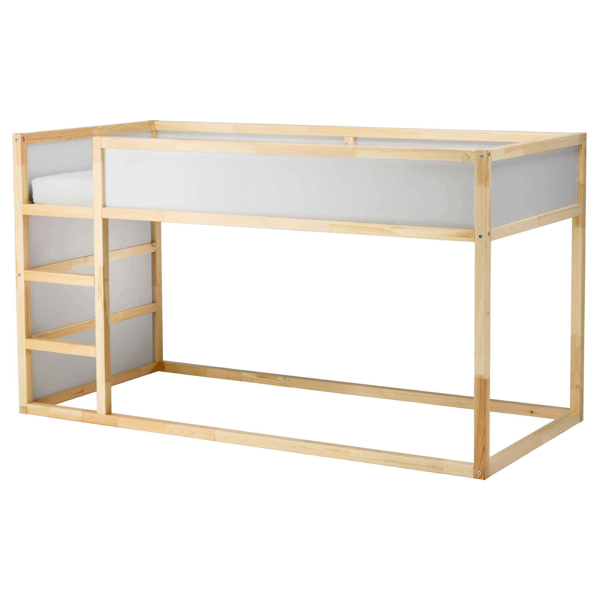 Kura Reversible Bed White Pine Ikea Hong Kong And Macau