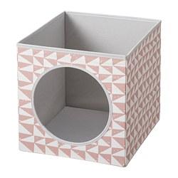LURVIG - 貓屋, 粉紅色 | IKEA 香港及澳門 - PE759660_S3
