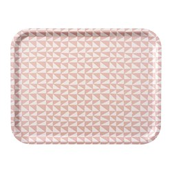 LURVIG - 托盤, 白色/粉紅色 | IKEA 香港及澳門 - PE759664_S3