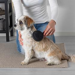 LURVIG - 寵物毛刷, 黑色 | IKEA 香港及澳門 - PE759668_S3