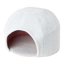LURVIG - 圓頂貓屋, 淺灰色/粉紅色 | IKEA 香港及澳門 - PE759676_S3