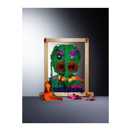 LUSTIGT - 玩具織布機,7件套裝 | IKEA 香港及澳門 - PH154992_S4