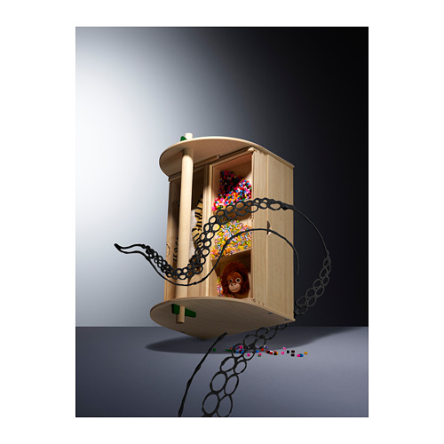 LUSTIGT - 畫具貯物, 木 | IKEA 香港及澳門 - PH154993_S4