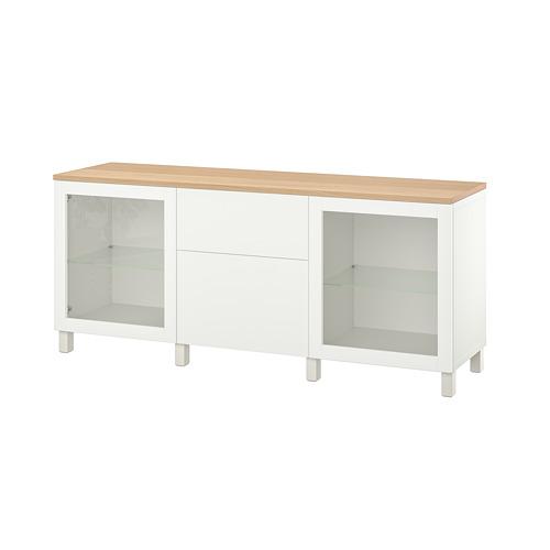 BESTÅ - 貯物組合連抽屜, Sindvik white/Lappviken/Stubbarp white | IKEA 香港及澳門 - PE814721_S4