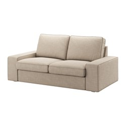 KIVIK - two-seat sofa, Hillared beige | IKEA Hong Kong and Macau - PE618871_S3