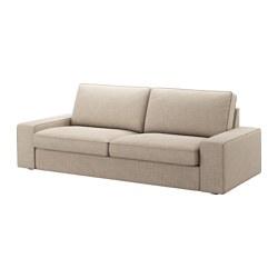KIVIK - 三座位梳化, Hillared 米黃色 | IKEA 香港及澳門 - PE618870_S3
