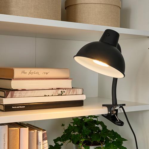 SKURUP - 夾式射燈, 黑色 | IKEA 香港及澳門 - PE815099_S4