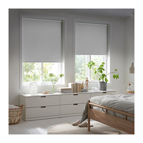 FRIDANS - block-out roller blind,  80x195cm, white | IKEA Hong Kong and Macau - PE719798_S4