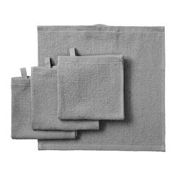 KORNAN - washcloth, grey   IKEA Hong Kong and Macau - PE759827_S3