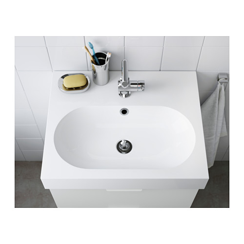 BRÅVIKEN 單盆洗手盆