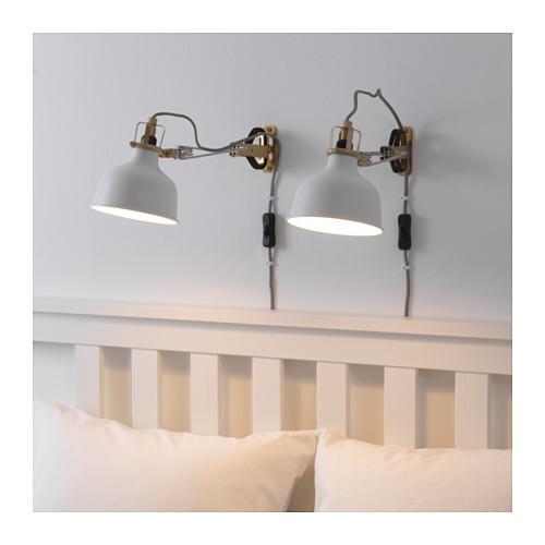 RANARP 壁燈/夾式射燈