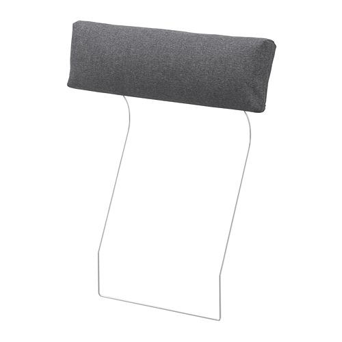 VIMLE - headrest, Gunnared medium grey | IKEA Hong Kong and Macau - PE674897_S4
