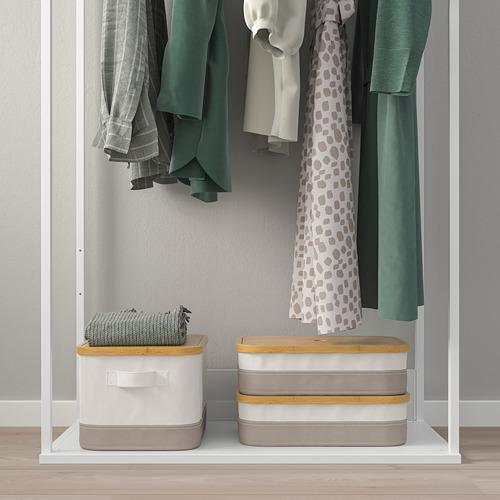 PLATSA - open clothes hanging unit, white | IKEA Hong Kong and Macau - PE759912_S4