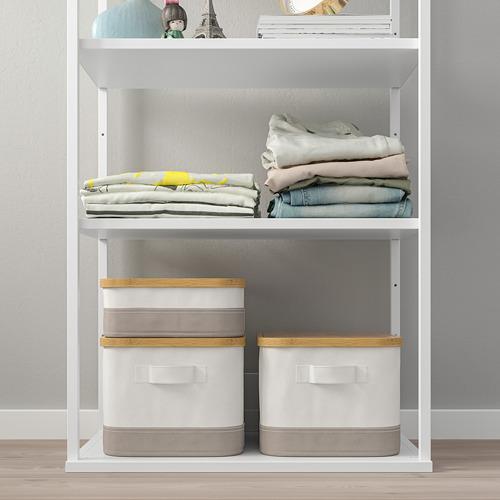 PLATSA - open shelving unit, white | IKEA Hong Kong and Macau - PE759914_S4