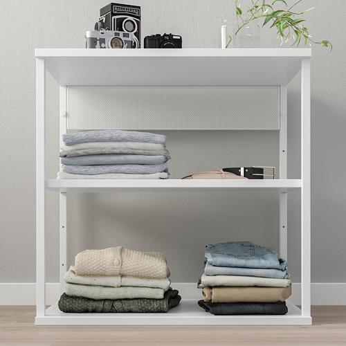 PLATSA - open shelving unit, white | IKEA Hong Kong and Macau - PE759920_S4