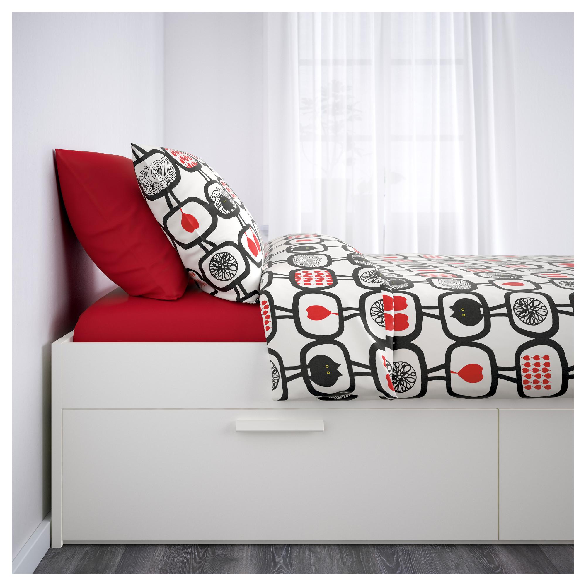 Brimnes Bed Frame With Storage White Ikea Hong Kong And Macau