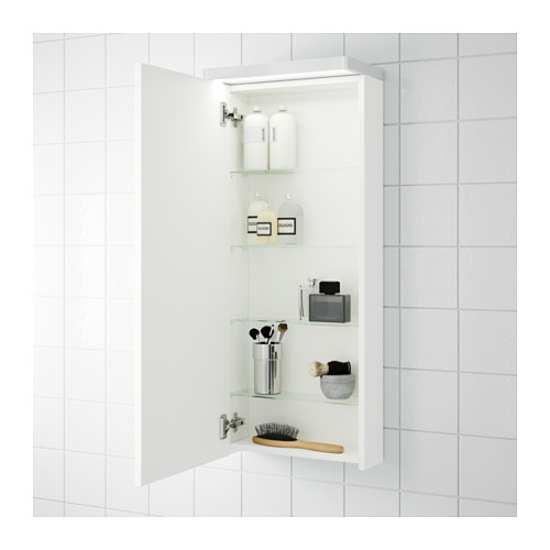 GODMORGON - 單門吊櫃, 白色 | IKEA 香港及澳門 - PE555305_S4