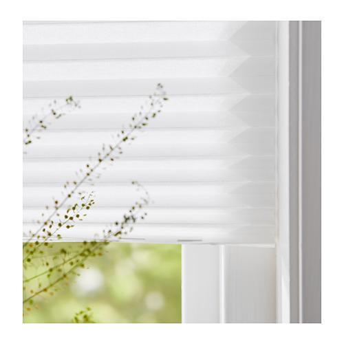 SCHOTTIS - 褶簾, 90x190cm, 白色 | IKEA 香港及澳門 - PE719823_S4