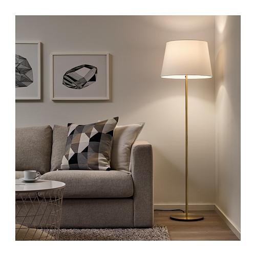 SKAFTET - 座地燈座, 黃銅色 | IKEA 香港及澳門 - PE719861_S4