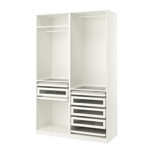 PAX - wardrobe combination, white | IKEA Hong Kong and Macau - PE759958_S4