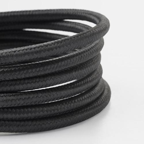SUNNEBY - 電線套裝, 黑色 布料 | IKEA 香港及澳門 - PE693170_S4