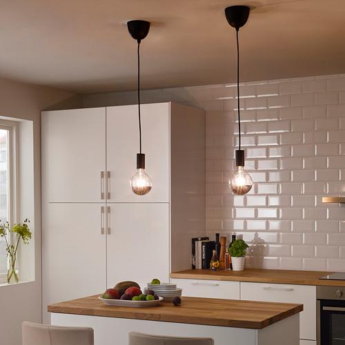 SUNNEBY - 電線套裝, 黑色 布料 | IKEA 香港及澳門 - PE695165_S4