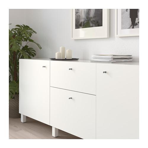 BAGGANÄS - 把手, 不銹鋼   IKEA 香港及澳門 - PE719907_S4