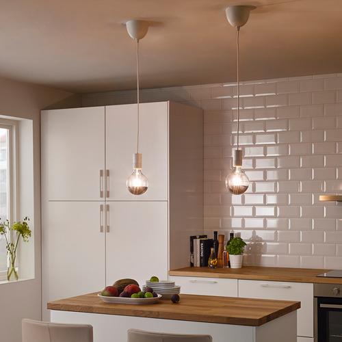 SUNNEBY - 電線套裝, 白色 布料 | IKEA 香港及澳門 - PE695164_S4
