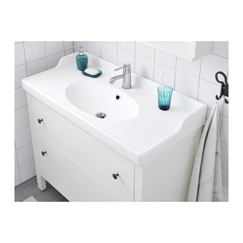 RÄTTVIKEN 單盆洗手盆