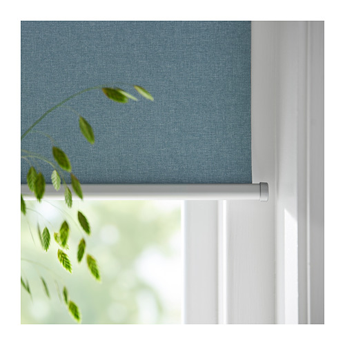 TRETUR - 遮光捲軸簾, 120x195cm, 淺藍色   IKEA 香港及澳門 - PE719961_S4