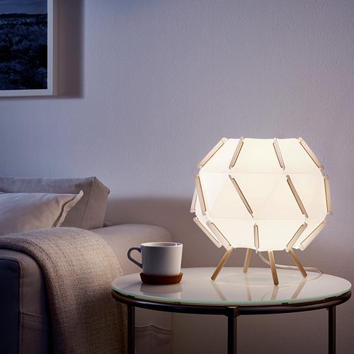 SJÖPENNA 座檯燈