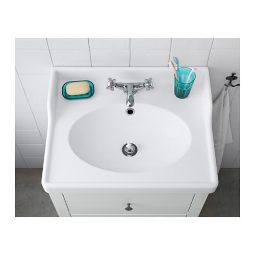 RÄTTVIKEN - 單盆洗手盆, 白色 | IKEA 香港及澳門 - PE555758_S4
