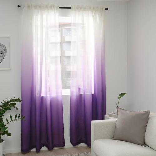 STRANDTRIFT 窗簾,一對