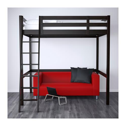 STORÅ - loft bed frame, black | IKEA Hong Kong and Macau - PE555840_S4