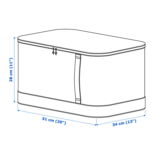 LACKISAR - 貯物箱 | IKEA 香港及澳門 - PE720066_S4