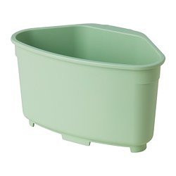 BEFLITA - 星盆容器/篩, 綠色   IKEA 香港及澳門 - PE815238_S3