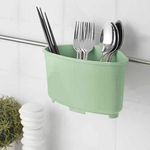 BEFLITA - sink container/colander, green | IKEA 香港及澳門 - PE815241_S4