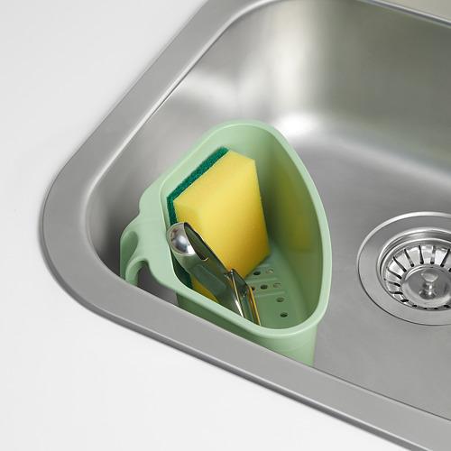 BEFLITA - sink container/colander, green | IKEA 香港及澳門 - PE815240_S4