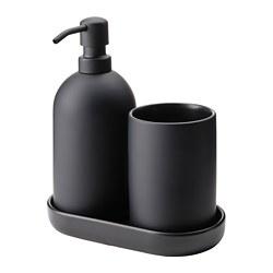 GANSJÖN - 浴室用品,3件套裝    IKEA 香港及澳門 - PE815247_S3