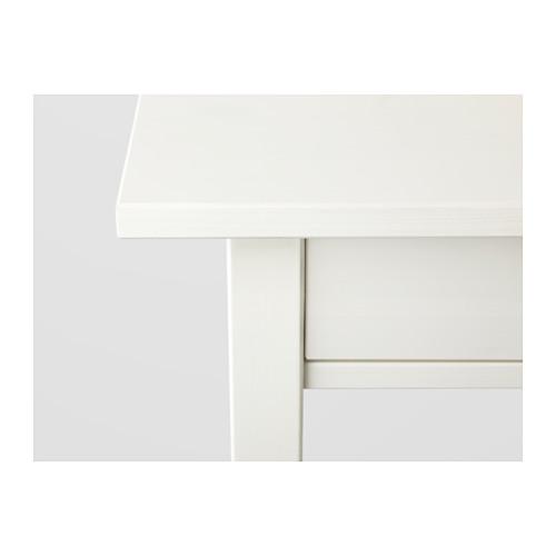 HEMNES - 床頭几, 染白   IKEA 香港及澳門 - PE555902_S4