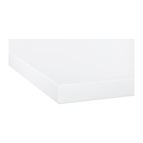 LAXNE - 訂造檯面, 白色 亞加力膠 | IKEA 香港及澳門 - PE670312_S4