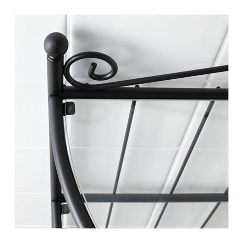 RÖNNSKÄR - 角位層架組合, 黑色 | IKEA 香港及澳門 - PE556006_S4