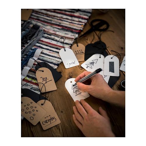 GIVANDE 禮物標籤,12件套裝