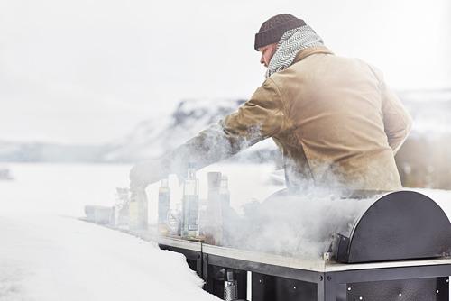 GRILLSKÄR - 燒烤炭爐連貯物櫃, 黑色/不銹鋼 戶外 | IKEA 香港及澳門 - PE815345_S4